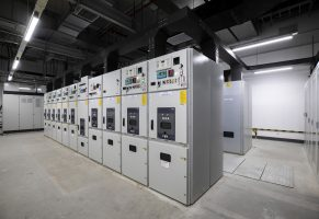 24_MV Power Distribution Room